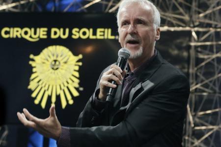 Cirque du Soleil takes on 'Avatar'