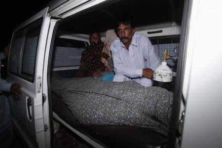 Husband of bludgeoned Pakistani woman 'strangled first wife'