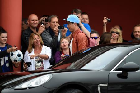 Ronaldo slams The Sun for publishing fake interview