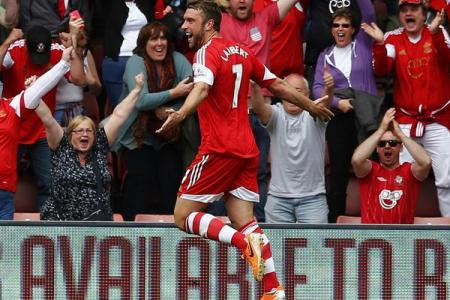 Going home! Liverpool set to snap up Lambert