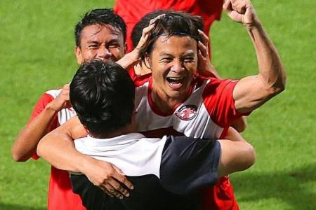 Home United begin Singapore Cup defence with a bang