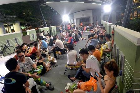Pre-school queue in Punggol 'unnecessary'
