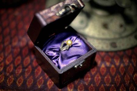 More choosing unusual engagement rings