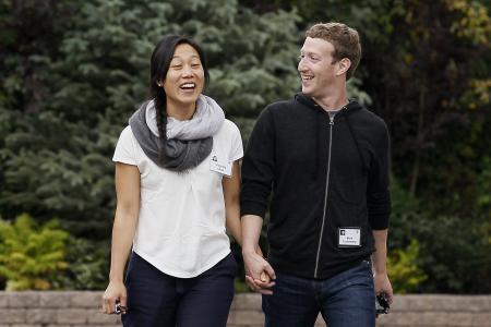 Zuckerberg wears a fresh hoodie every day, says his wife
