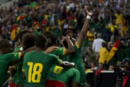 World Cup: Mighty Germany fail to fire against Cameroon