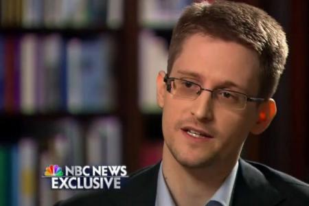 Maybe Ed Snowden just wants to watch the World Cup live