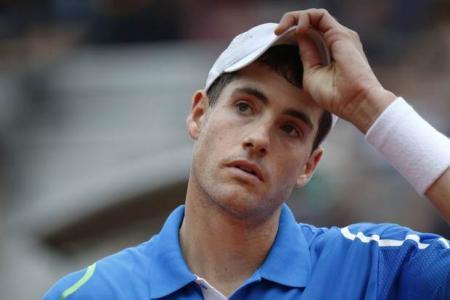 John Isner: Being America's #1 tennis player is no biggie