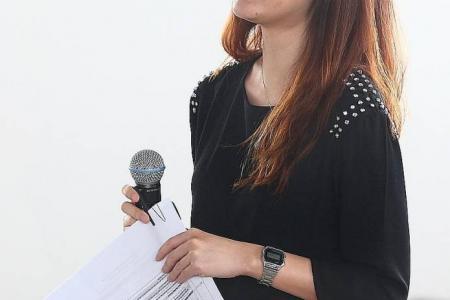 Korean translator for the stars says she sometimes blanks out