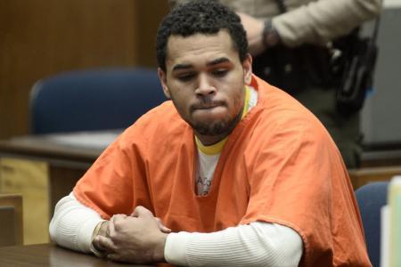 Singer Chris Brown free after 108 days in jail