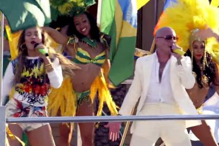 Official World Cup song gets flak from soccer fans