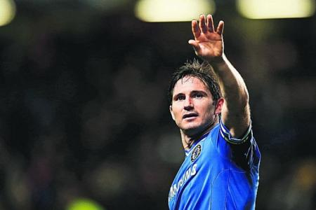 Lampard says goodbye to Chelsea