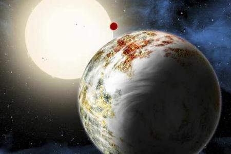 "New planet alert! Scientists discover ""mega-Earth"""