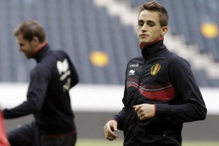 Chalked off! Error denies Januzaj first Belgium cap