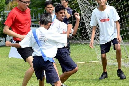 Super skills and solid tackles