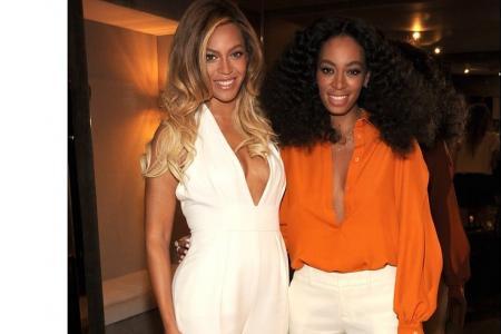 Beyonce and Solange appear together post Met Gala meltdown
