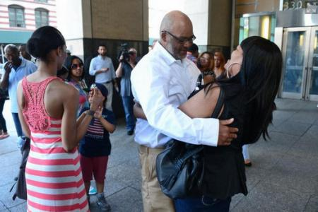 After serving 17 years, New York man freed from prison