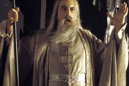 Saruman sings