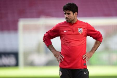 Diego Costa set for Chelsea after passing medical