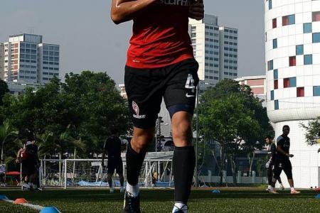 LionsXII skipper Isa Halim warns team to buck up