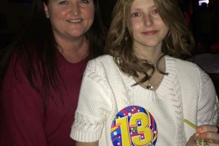 Family finds hidden message after daughter dies