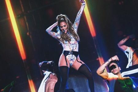Jennifer Lopez returns for first-ever Bronx concert