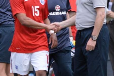 Oxlade-Chamberlain facing World Cup KO