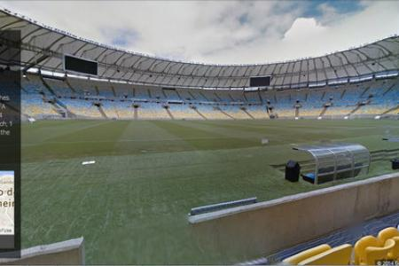 Fancy a look at all 12 World Cup stadiums? Take a virtual tour on Google