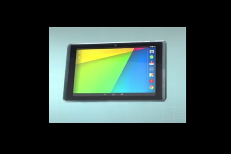 Coming your way: 3D motion sensing tablet from Google