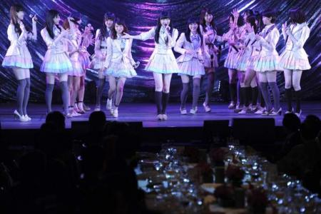 Fans vote for leader of Japan girl group AKB48 after saw attack