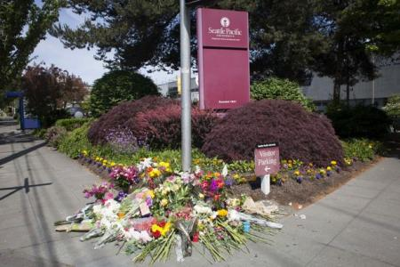 Accused Seattle gunman was fascinated with mass shootings at other schools
