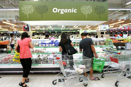Are you wasting money buying organic food?