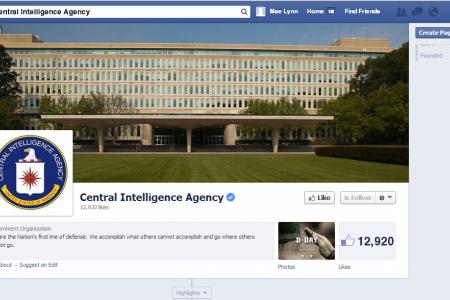 US spy agency joins Facebook, Twitter