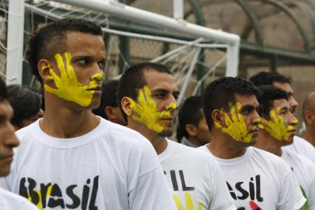 GALLERY: The prison World Cup