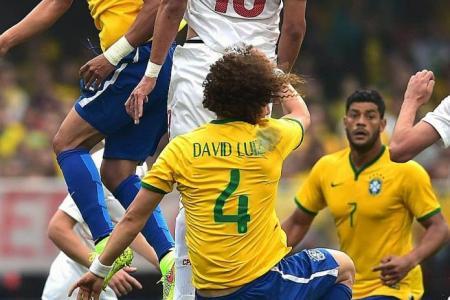 Back problems for Brazil