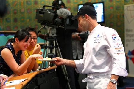 Popular Spanish chef Dario Barrio dies after parachute fails during jump