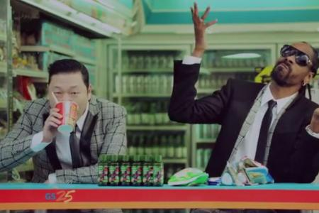 Psy's new music video features Snoop Dogg, G-Dragon and aunties