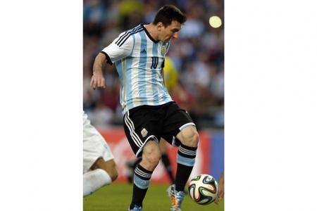 Argentina's terrific trio