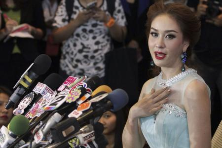 Miss Universe Thailand gives up crown after overwhelming criticism