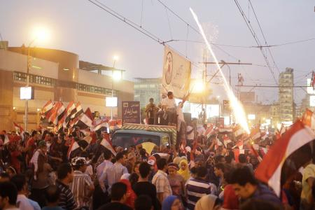 Seven arrested in Egypt for sexually assaulting woman in Tahrir Square