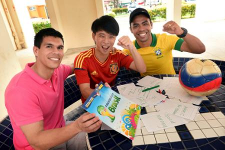 Beng in Brazil learns Portuguese ... to pick up girls
