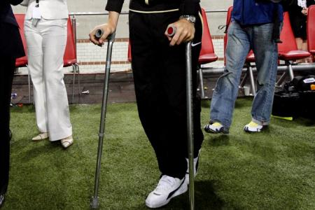 Ouch! 11 injured stars who will miss the World Cup