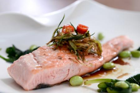 Eat more fish, but low-mercury ones