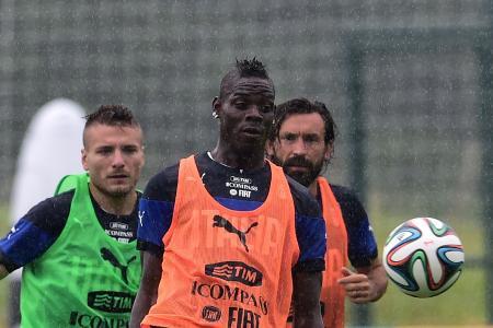 Italian trio on Three Lions' minds