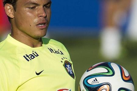 Home advantage for Brazil