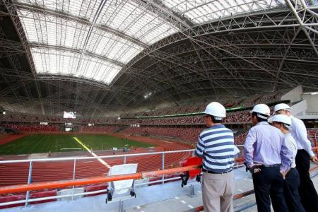 Sports Hub for the people