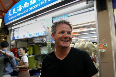 Gordon Ramsay planning to set up shop at MBS