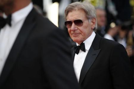 Harrison Ford injured on Star Wars set