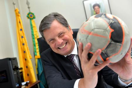 Brazil's Ambassador to Singapore gives his take on his team's World Cup chances