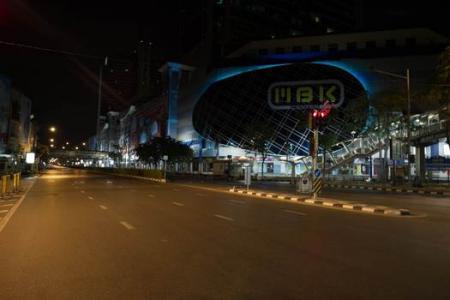 Thailand lifts curfew nationwide