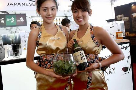 More than booze & babes at four-day Beerfest Asia 2014